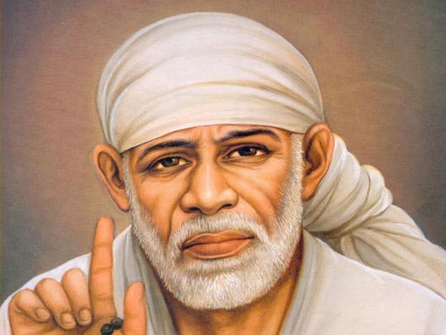 Lord Sai Baba Sabka Malik Ek Hai HD Wallpaper