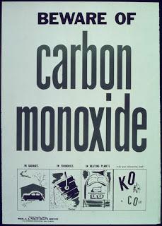 कार्बन मोनोक्साइड POISONING
