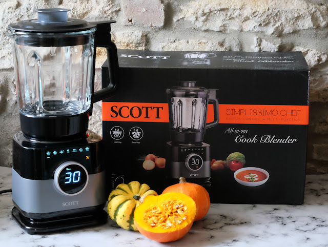 Simplissimo Chef Cook Blender by Scott