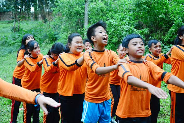 CHARACTER BUILDING | SD Negeri Cicabe Bandung