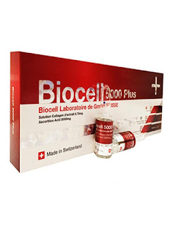 BIOCELL 5000 PLUS VITAMIN C COLLAGEN