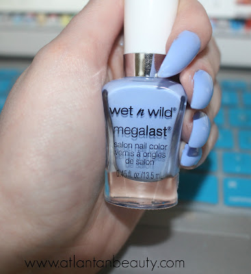 Wet n Wild Breeze on By Nail Polish