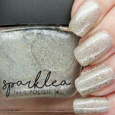 Sparklea Nail Polish Mirror of Erised
