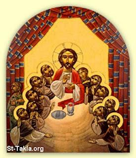 مائدة الرب (قداس خميس العهد) - القس مرقس ميلاد 5