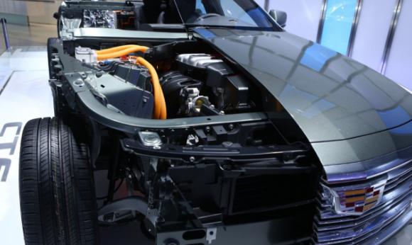 2018 Cadillac CT6 Engine
