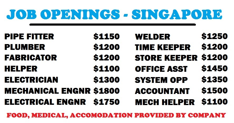 25 jobs in Singapore on totaljobs. Find and apply today for the latest jobs in Singapore. We'll get you noticed.