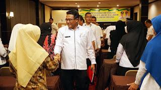 Pemerintah Kota Tanjungpinang Melaksanakan Musrenbang RPJMD 2018-2023