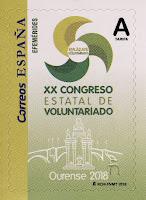 XX CONGRESO ESTATAL DE VOLUNTARIADO, OURENSE 2018
