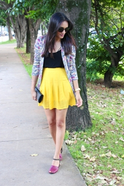 outono, fall, amarelo, yellow, look do dia, blog de moda, outer shoes, hering, sutiã de tiras