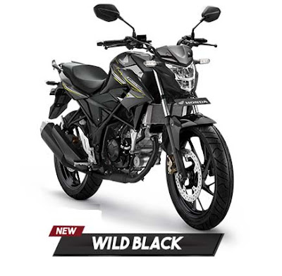 Harga All New Honda CB150R Streetfire Terbaru 2018
