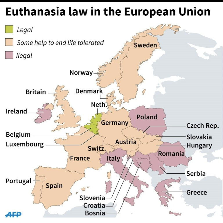 A Death on Video Makes Euthanasia Spain's Issue of the Moment