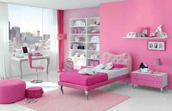 Dormitorio Barbie - Un lugar de Ensueño para las Niñas | Infantil Decora