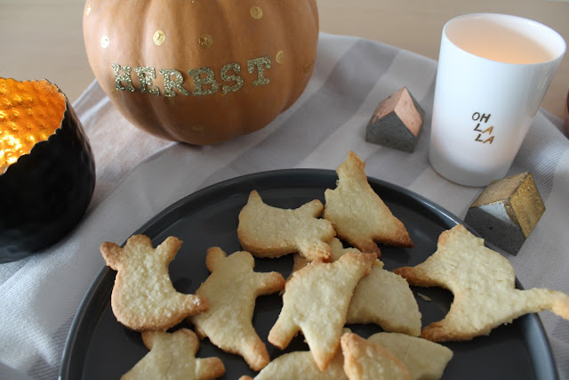 halloween kekse cookies pumpkin decoration Jules kleines Freudenhaus