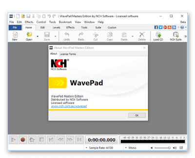 wavepad sound editor 7.05 serial key
