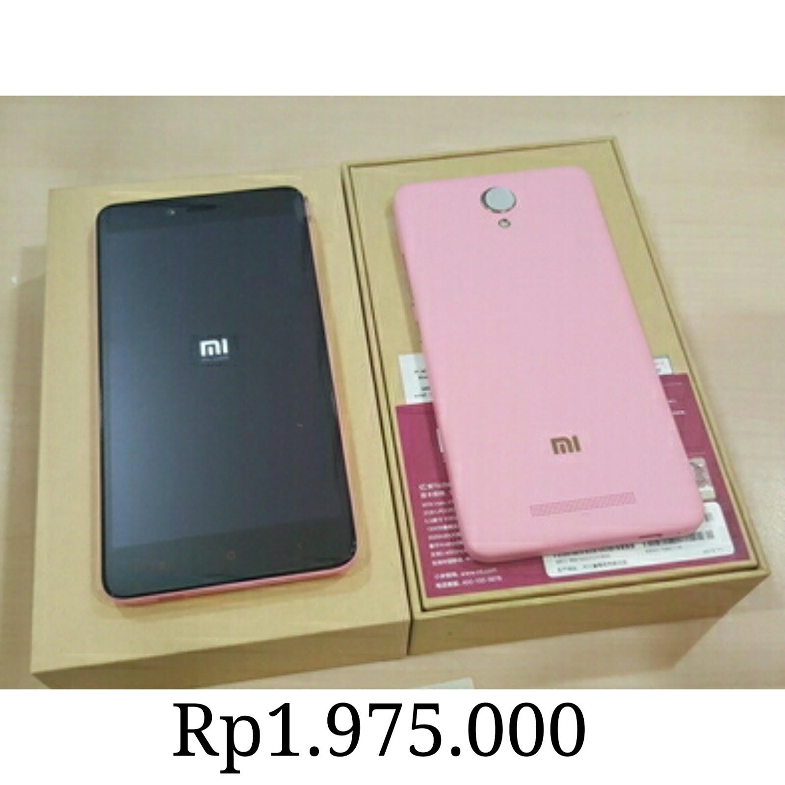 Xiaomi Redmi 2 4g Lte Ram 16gb Rom 8gb Annds Gadget Black White 1gb 8 Gb Garansi Distributor Note Pink 2gb