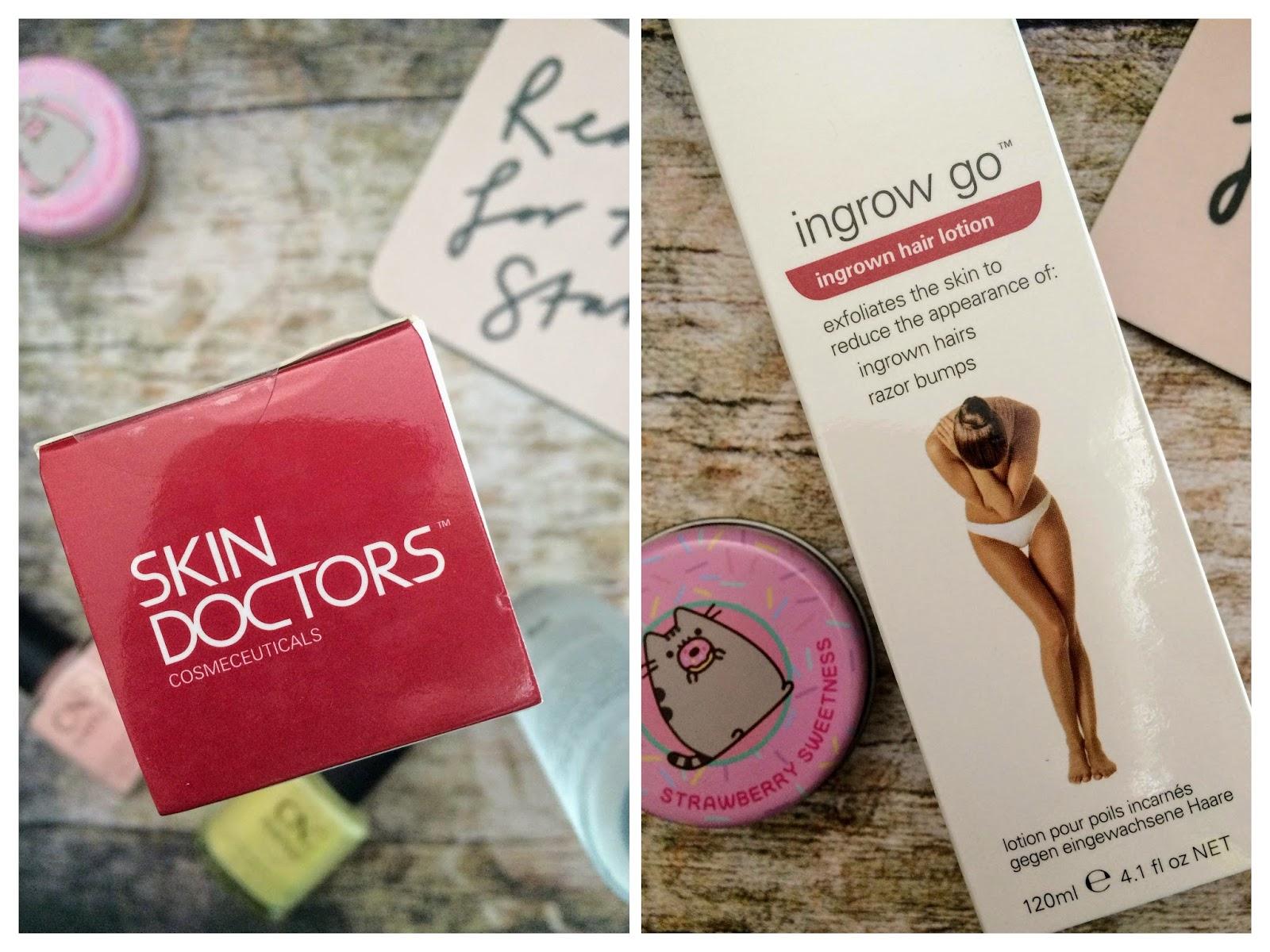Skin Doctors Ingrow Go