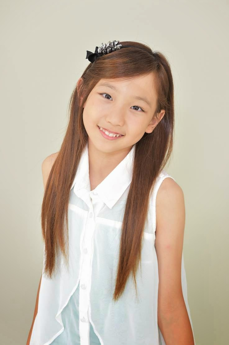 Japanese Cute junior idol girl