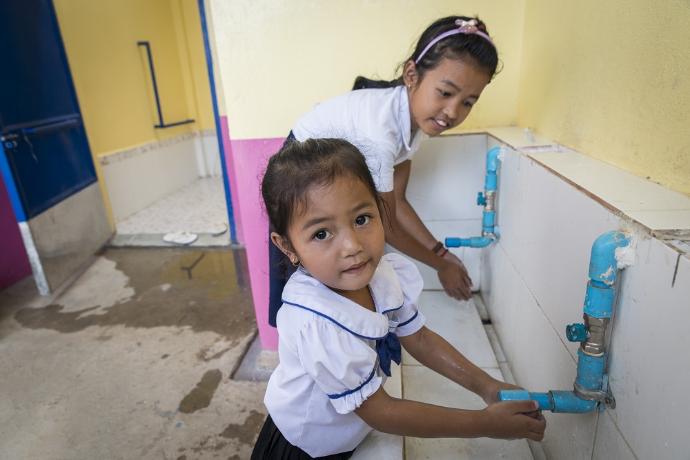 UNICEF Cambodia: Inclusive water, sanitation, and hygiene in