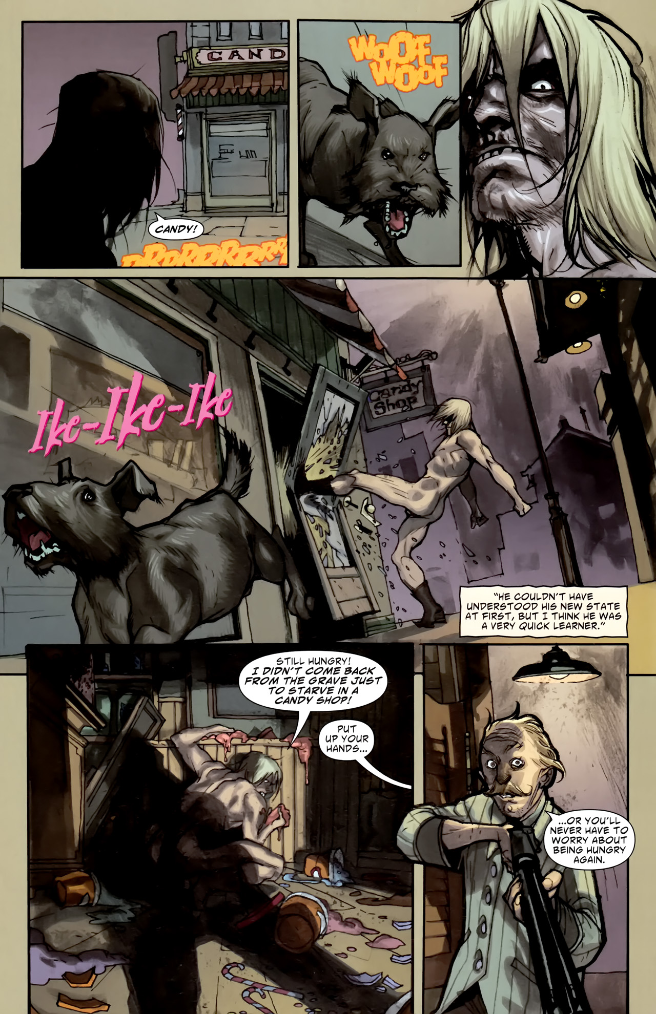 Read online American Vampire comic -  Issue #3 - 22