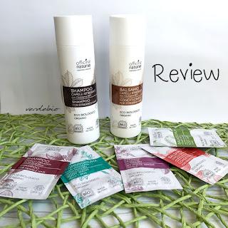 Review: Shampoo e Balsamo Officina Naturae per capelli Stressati | Gli Innovattivi