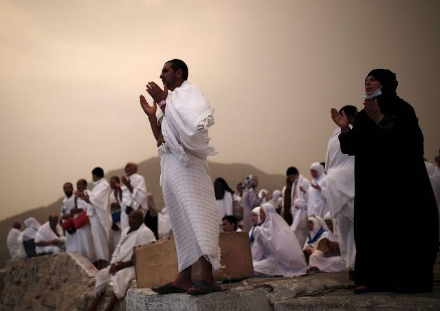 Doa Haji Mabrur dan Artinya