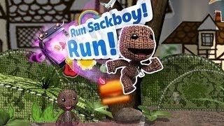 Android game Run Sackboy! Run! (APK+OBB) (MOD Free Shopping) Download