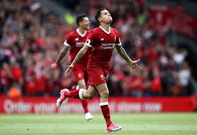 Masa Depan Coutinho Di Liverpool Terancam