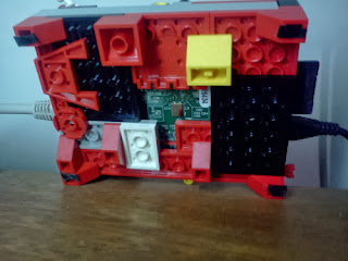 Raspberry Pi Lego Server 2