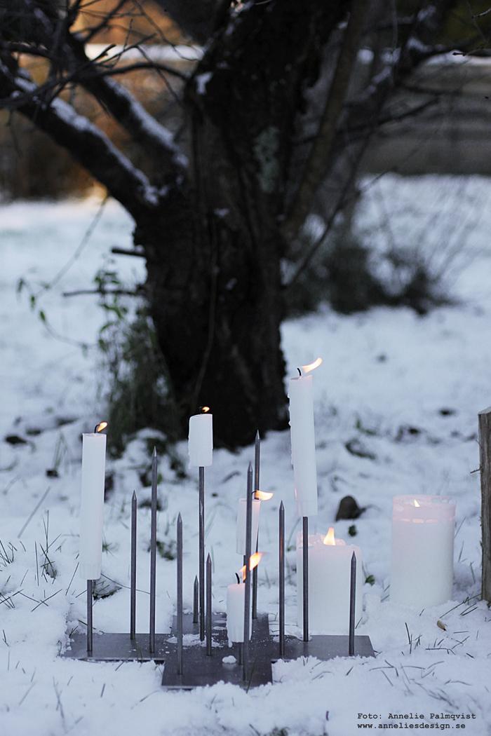annelies design, ljusstake, candle cross, varberg, inredningsbutik,