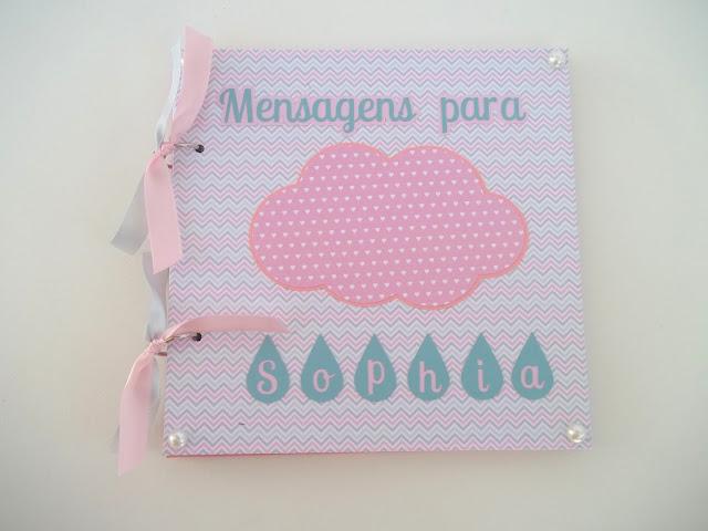 enxoval nuvem,enxoval chuva, enxoval rosa, Sophia