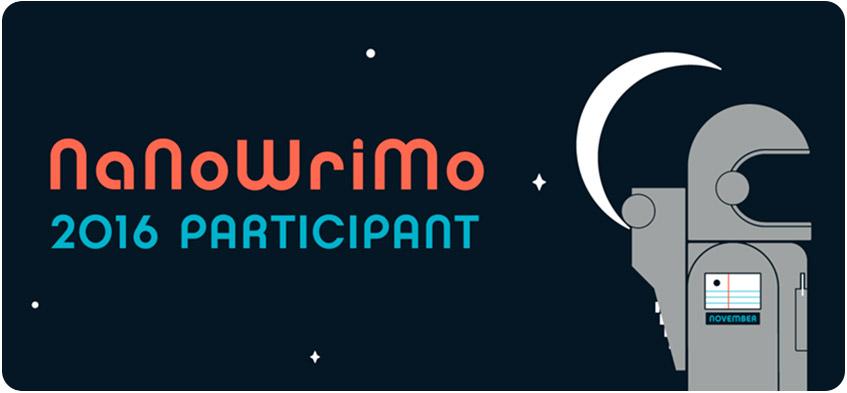 Participar en NaNoWriMo