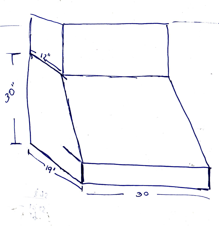 How To Build A Range Hood Remodelando La Casa