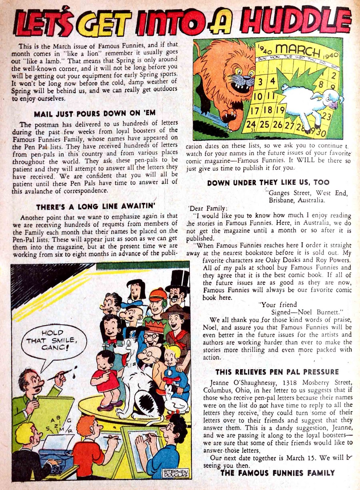 Read online Famous Funnies comic -  Issue #68 - 10