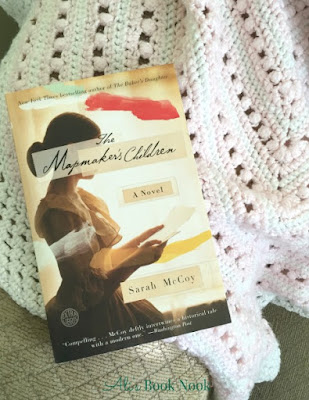 books to read while relaxing weekend reads The Mapmaker's Children by Sarah McCoy