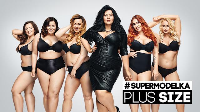 SUPERMODELKA PLUS SIZE. Czy gruba dziewczyna ma szansę podbić świat mody?