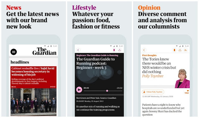 The Guardian Premium Apk Free Download