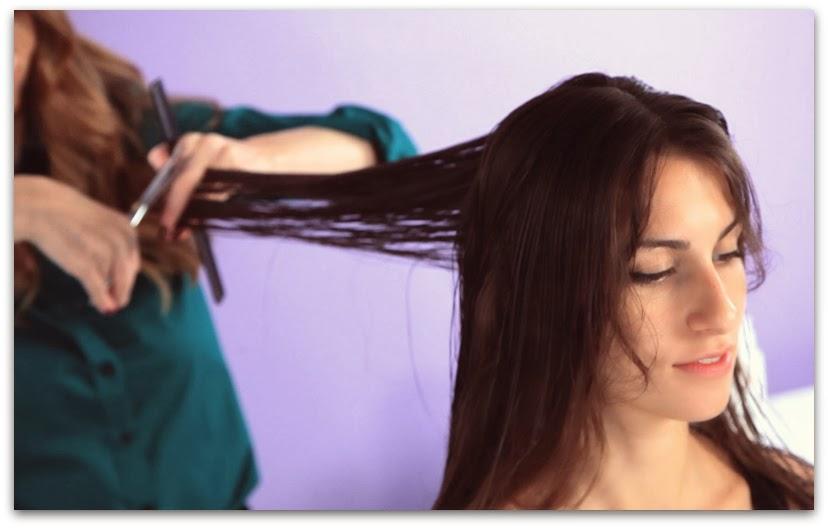 Tutorial Yang Bagus Belajar Potong Rambut