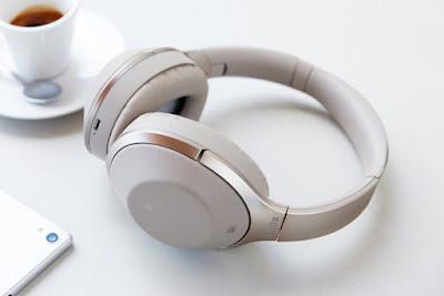 Sony MDR-1000X - Beige