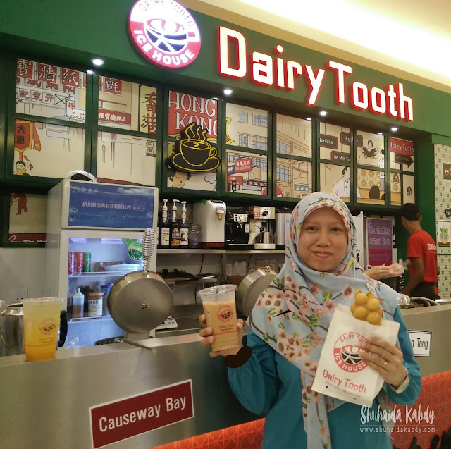 Dairy Tooth Ice House di Sunway Pyramid