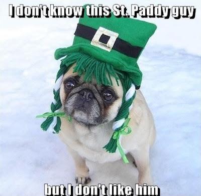 St Patrick's day memes 2018
