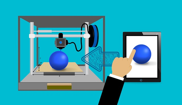 3D Printing Terminology, Modeling and Complete Printing