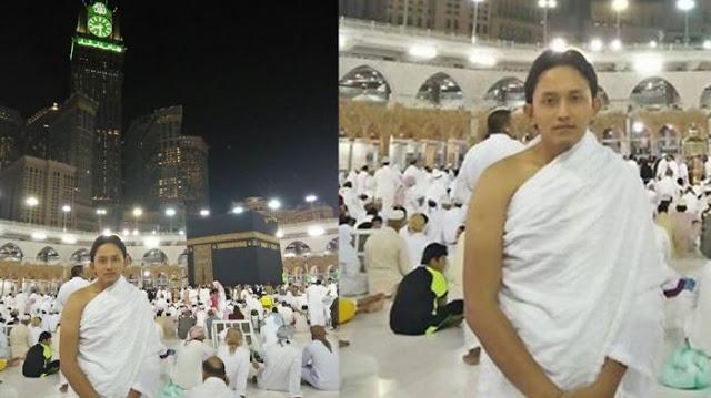 Hampir Setahun Jalan Kaki Dari Pekalongan, Akhirnya Khamim Tiba di Mekkah, Bekalnya Hanya Ini
