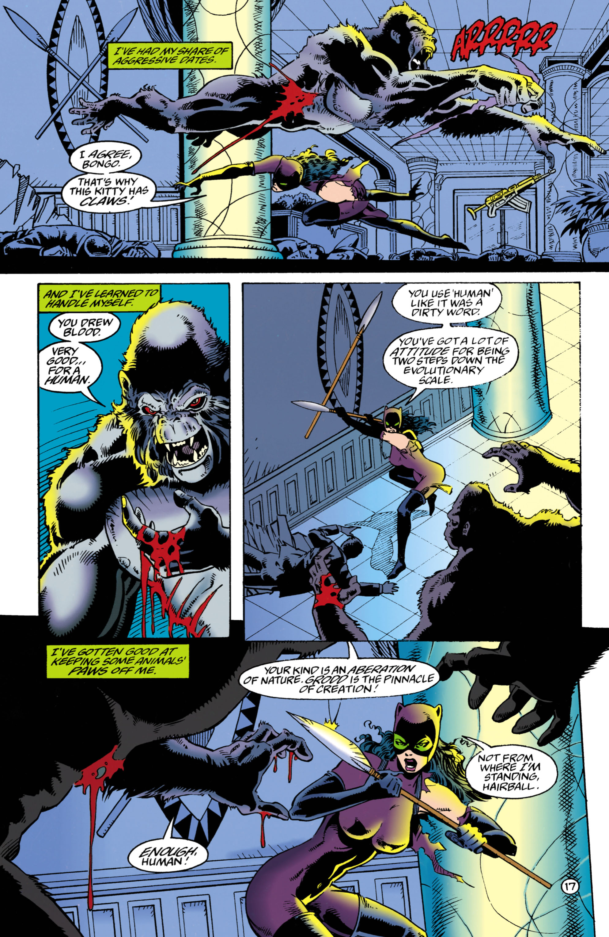 Catwoman (1993) Issue #27 #32 - English 18