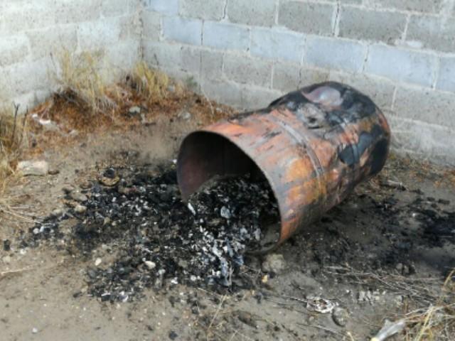 203 Muertos El CDG convierte a Reynosa en crematorio clandestino
