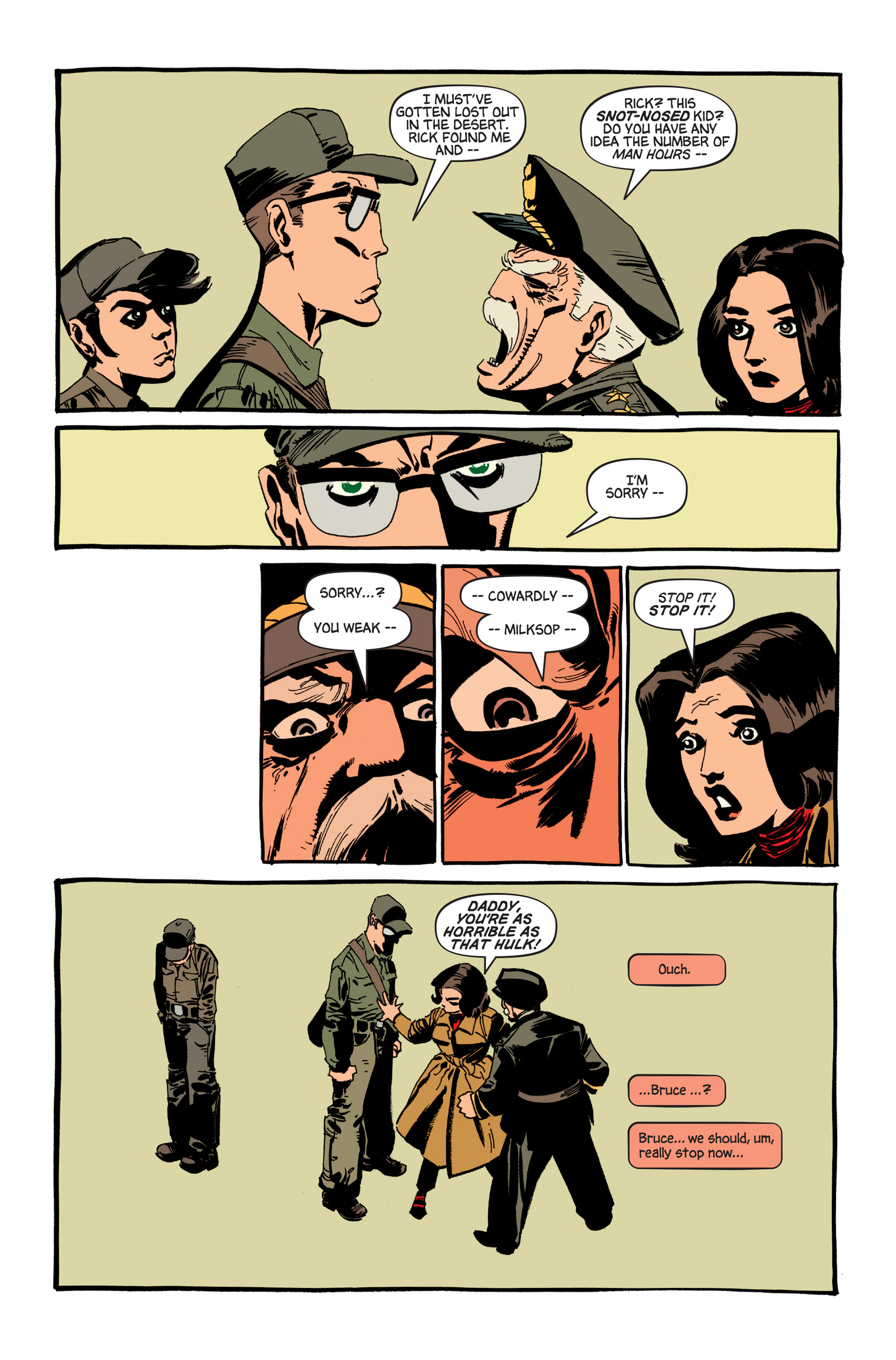 Read online Hulk: Gray comic -  Issue #6 - 19