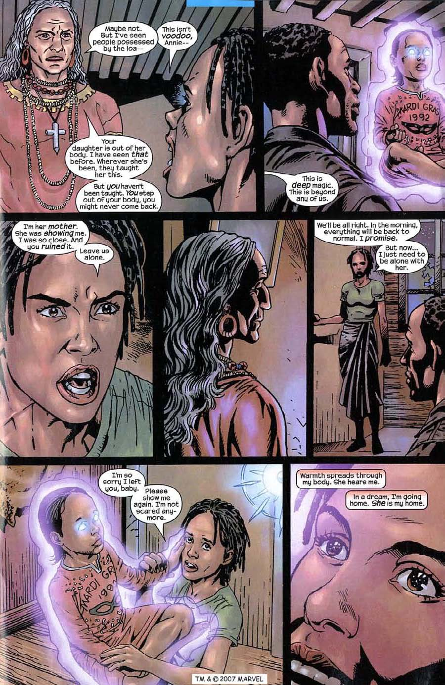 Read online Silver Surfer (2003) comic -  Issue #8 - 33