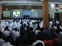 Pendiri ESQ Motivasi Ribuan Mahasiswa UMK