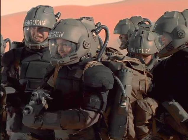 future war stories fws topics space marines