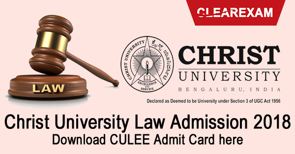 CULEE Admit Card