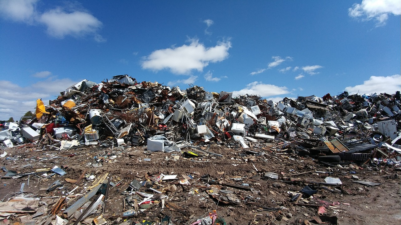 reciclar residuos no peligrosos biosanigest